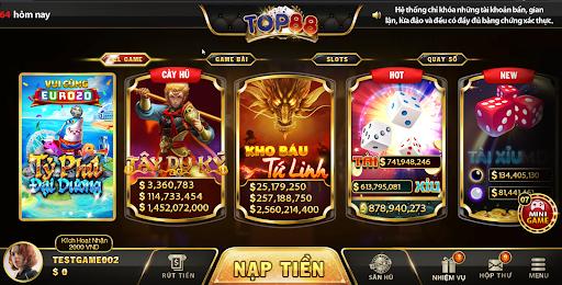 thư viện game TOP88