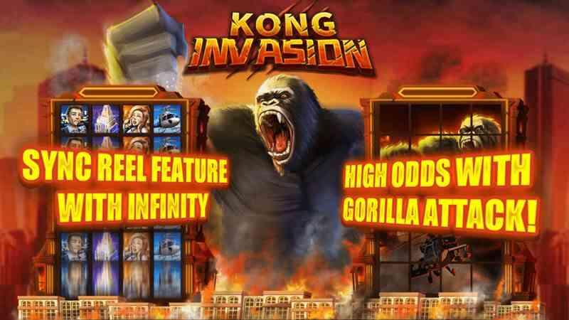 chơi game Kong Invasion tại top88