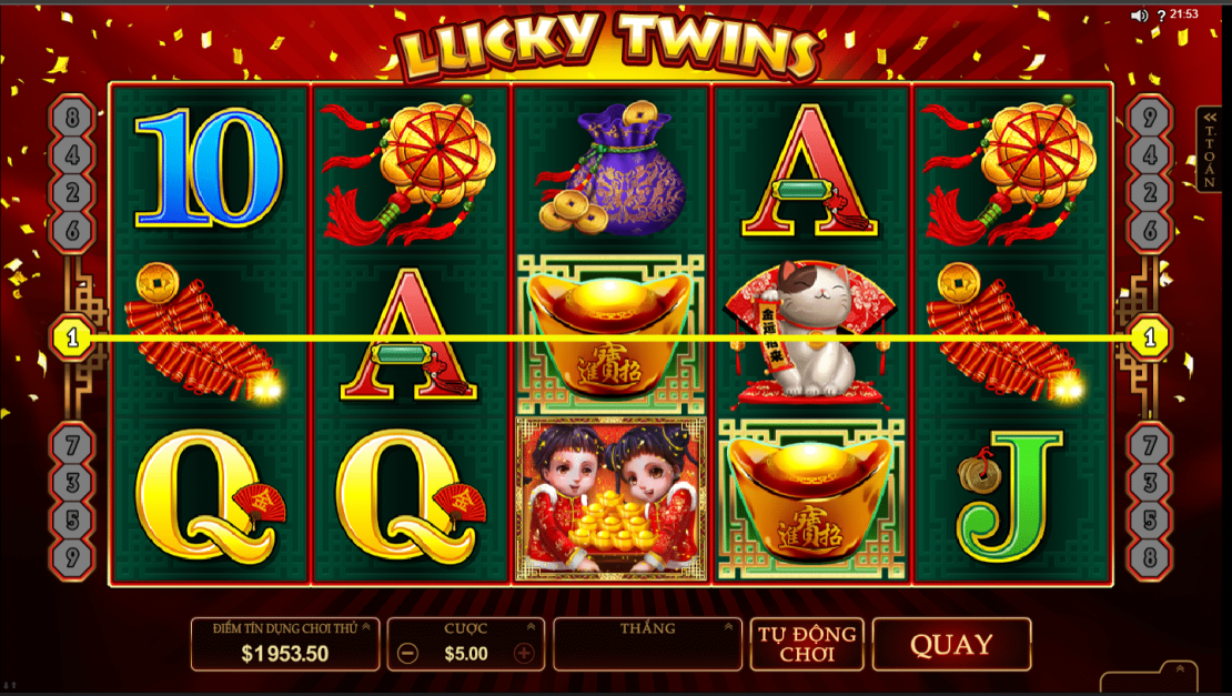 top88 - slot game lucky twins
