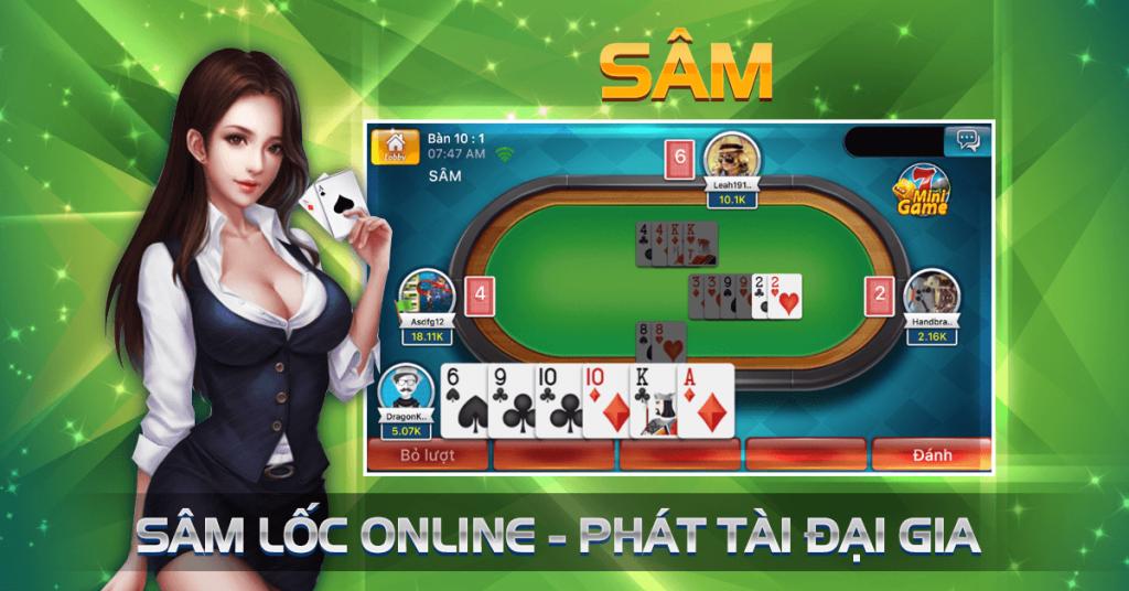 sâm lốc online game bài top88 - làm chủ mọi ván bài